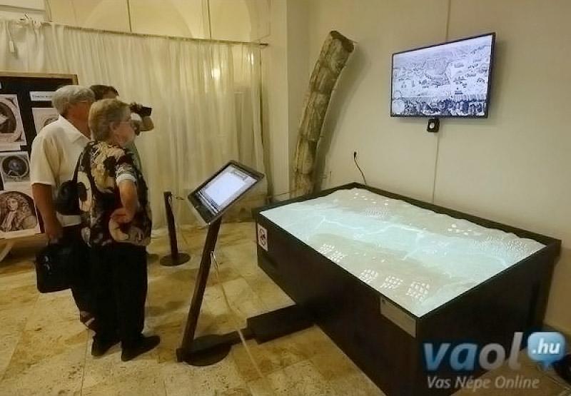 Szentgotthárdi Digitális Terepasztal megnyitó