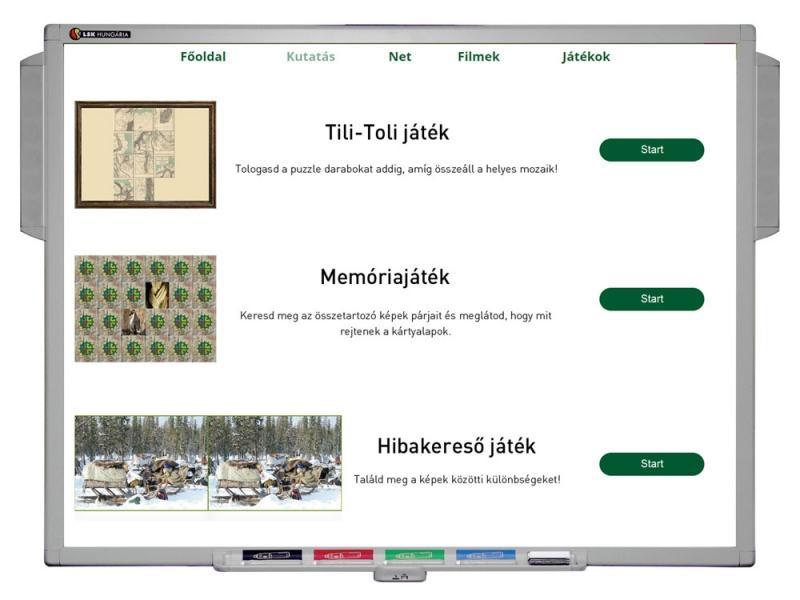 Multimédia múzeumi oktatási anyag - Zirc