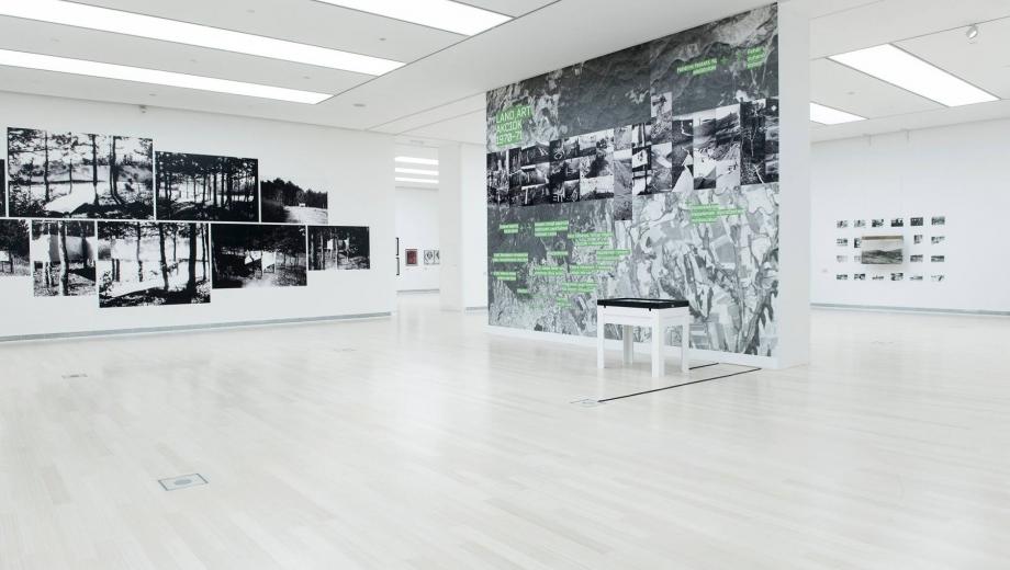 Élményterminál a Ludwig Múzeum kiállításán