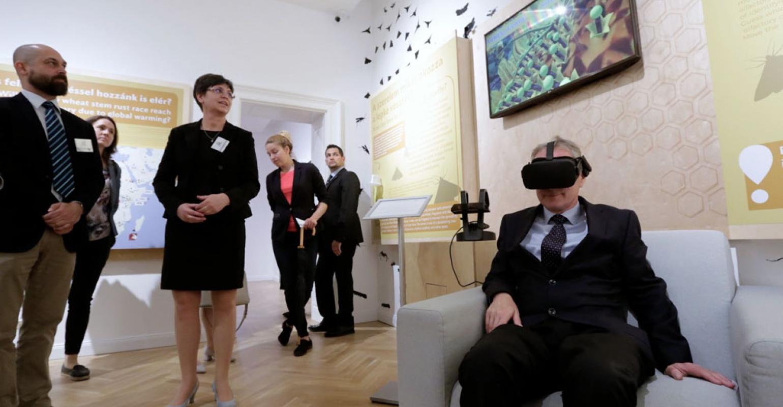 Agroverzum Tudományos Élményközpont - VR