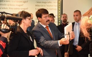 Agroverzum Tudományos Élményközpont megnyitó