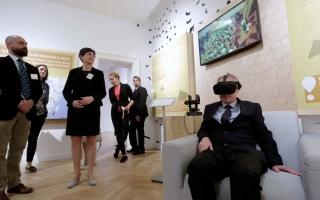 Agroverzum Tudományos Élményközpont - Virtuális Valóság