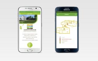 Agroverzum Tudományos Élményközpont - mobil applikáció