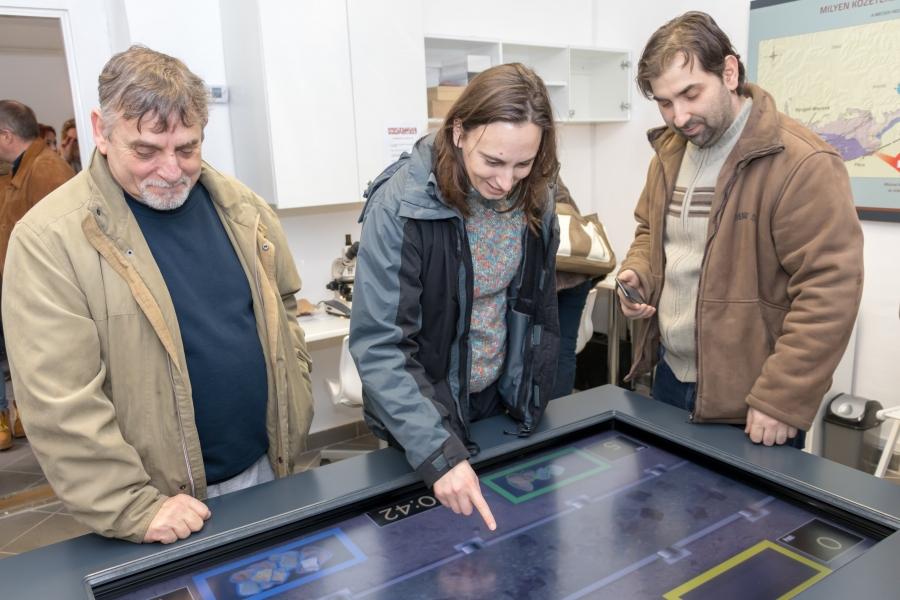 Mecseki Bányászati Kiállítás DiVit élményterminálok