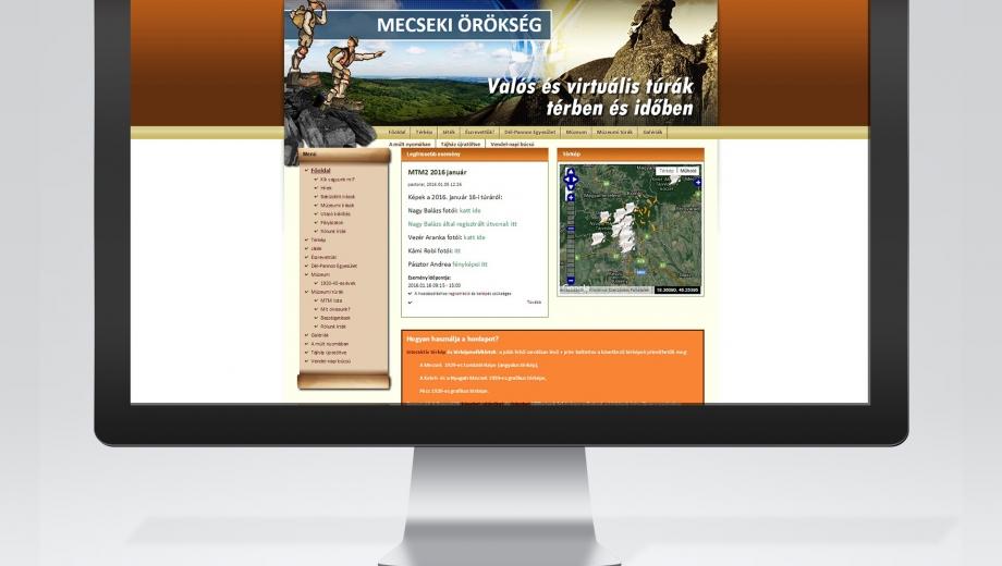 Pécs-Mecsek Örökségportál