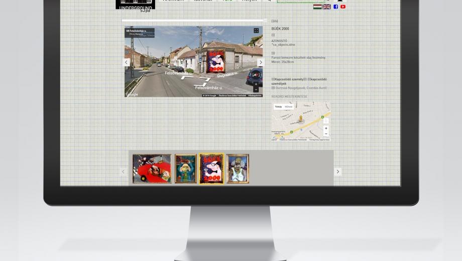 PTE Kommunikáció- és Médiatudomány Tanszékének médiaarchívuma